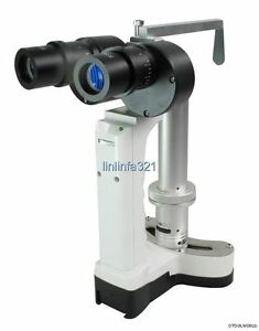 Brand New Portable Slit Lamp Multi Spots Handheld Slit Lamp Ophthalmic specific
