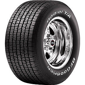 Bf Goodrich Radial T A P155 80r15 83s Wl 2 Tires