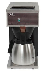 Curtis Cafe0pp10a000 Pourover Thermal Carafe Coffee Brewer new