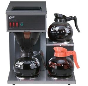 Curtis Cafe3db10a000 Pourover Coffee Brewer new Authorized Seller