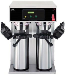 Curtis G3 D1000gh Dual Voltage Twin Tall Airpot Coffee Brewer D1000gh62a000