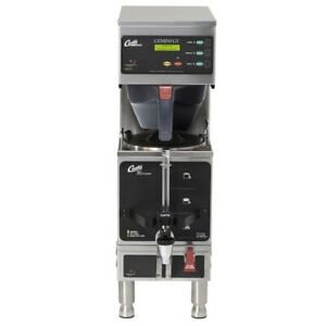 Curtis G3 Gemini Gemss 1 5 Gallon Dual Voltage Coffee Brewer new Gemss63a1000