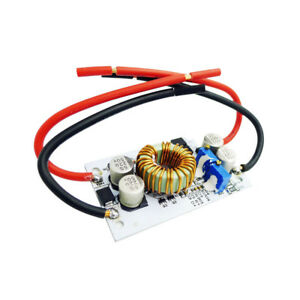 Dc Dc Step up Boost Converter Constant Current Power Supply 250w 10a Led Driver