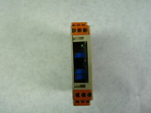 Actionpak G448 0002 Slim Signal Conditioner Bridge Isolator 18 30vdc Used
