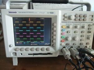 Tektronix Tds3054b 500 Mhz 4 Channel Digital Phosphor Oscilloscope With 4 P6139a