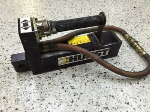 Hurst Jaws Of Life Rescue Hydraulic Ram Model 20