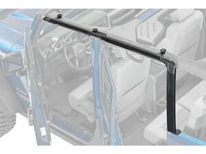 Rampage 61098 Factory Style Door Surrounds Set 07 17 4 door Jeep Wrangler Jk