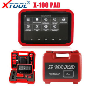 Xtool X 100 Pad Tablet Programmer With Eeprom Adapter Auto Diagnostic Tool