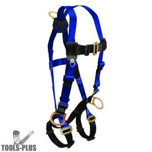 Contractor Full Body Harness Falltech 7017 New
