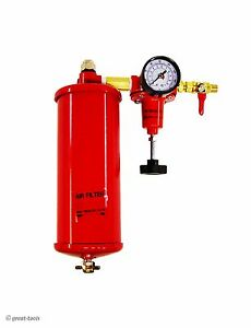 Pneumatic Pressure Regulator Filter Air Tool Tools Gauge Air Control Unit