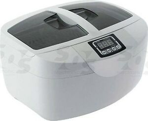 Dental Medical Digital Ultrasonic Cleaner Machine Jewelry Cleaning Ultra Sonic