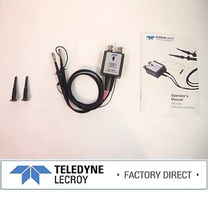 Teledyne Lecroy Dxc100a 250mhz 100 1 Or 10 1 Passive Differential Probe Pair