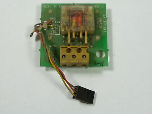 Reliance Electric 0 54379 1 Auxiliary M Kit Pc Board Used