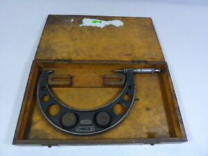 Sheffield moore Urigh Cal 10482 No 971 Measuring Tool Used