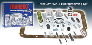 Transgo Reprogramming Shift Kit Fmx 3 Skfmx3 Fmx 3 Sk Fmx 3