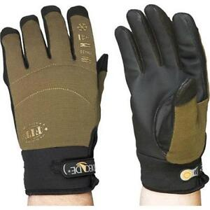 Nwt Chase Ergonomics Decade 65561 Fit Cold Weather Gloves Small
