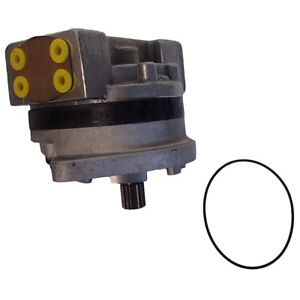 At81406 Hydraulic Pump Fits John Deere Jd Dozer Model 550b