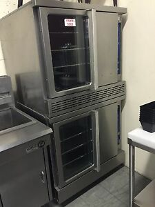Imperial Double Stack Convection Oven