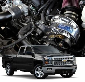 Chevy Gm Gmc Truck Suv Procharger 6 2l P 1sc 1 Supercharger Ho System Kit 14 18