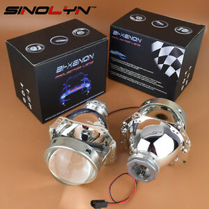 3 0 Mini Hid Bi Xenon Projector Lens D2s For Car Headlight Retrofit Lhd Rhd