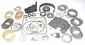 Gm Chevy Truck Hd 4l60e Master Transmission Rebuild Kit 2008 2009 2010 2011