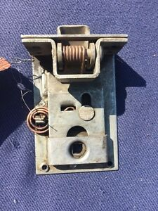 1942 1946 1947 1948 Ford Coupe Convertible Nos Trunk Deck Lid Lock Latch Assy