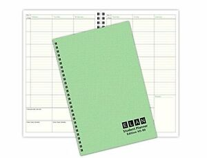 Deluxe Full year Student Planner For High School 40 Weeks hs 90
