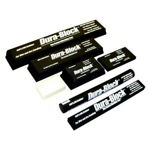 Trade Associates Af44l 6 Piece Dura Block Sanding Kit