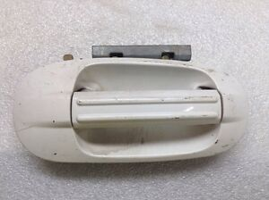 2003 2004 2005 2006 Ford Expedition Front Right Door Handle White