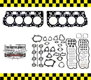 2001 2004 Gm Diesel Duramax 6 6 Lb7 Fireseal Head Gasket Set 047 Thick