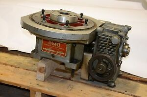 Commercial Cam Machine Co D4h36 270 Rotary Index Table