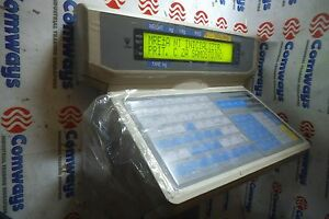 Digi Sm 200 Display Panel Keyboard Teraoka Weigh System Digi Scale
