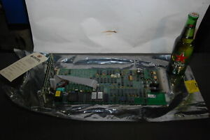 New Entek Ird 6687 Case Expansion Monitor Board Inv 22671