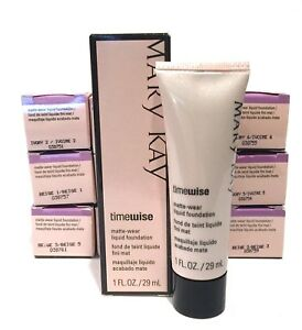 Mary Kay Timewise Matte Wear Liquid Foundation you Choose shade discontinued