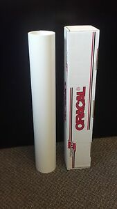 Oracal 751 1 Roll 24 x10ft White High Performance Cast Sign Vinyl