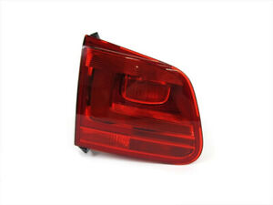 2012 2017 Vw Volkswagen Tiguan Drivers Side Rear Inner Taillamp Taillight Oem