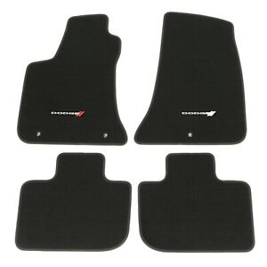15 19 Dodge Charger Rear Wheel Drive Carpet Floor Mats Front Rear Mopar New