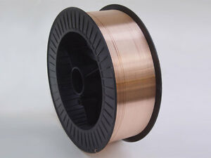 Weldingcity Er70s 6 33 lb Mig Welding Wire 0 030 Roll Copper Coated Fast Ship