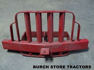 New Front Bumper For International Ih Tractor 484 584 684 784 Usa Made