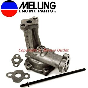 New Melling M68a High Pressure Oil Pump Shaft Ford Sb 5 0l 302 289 260 255 221