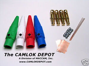 Camlok 2 2 0 Male Only In Line Single Phase Kit