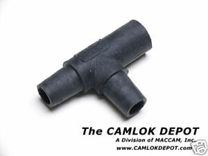 Camlok Three Way Lay Down Tapping Tee Black