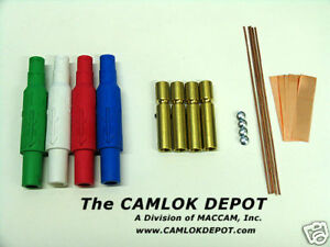 Camlok 8 4 Female Only In Line Single Phase Kit