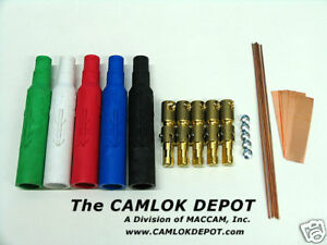 Camlok 8 4 Male Only In Line Three Phase Kit