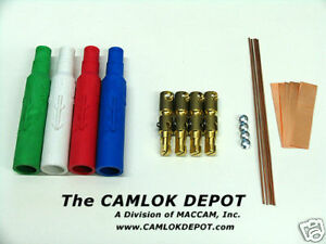Camlok 8 4 Male Only In Line Single Phase Kit