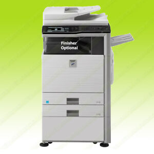 Sharp Mx M363n Mono Tabloid size Printer Copier Scanner All in one 36ppm