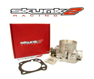 Skunk2 Throttle Body 70mm Alpha Civic Crx Del Sol Prelude Integra 309 05 1050