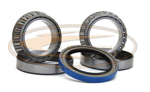 Bobcat Axle Bearing And Seal Kit 843 853 863 873 883 Skid Steer With Wear Ring