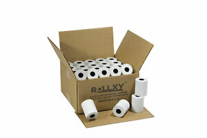 2 1 4 X 85 Thermal Receipt Paper 50 Rolls free Shipping