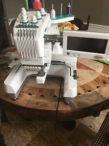 babylock accent embroidery machine